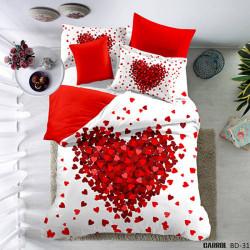 Lenjerie de pat poplin - două persoane (BD-31)