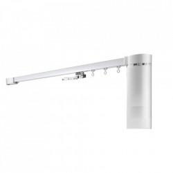 Sina electrica cu telecomanda SOMFY deschidere pe dreapta pentru perdele sau draperii