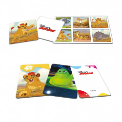 Joc interactiv 4 in 1 - Disney Junior