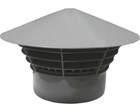 Poze Piesa de capat Valrom pentru coloana de ventilare Ø 50 mm