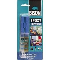 Poze adeziv epoxi universal 24 ml BISON
