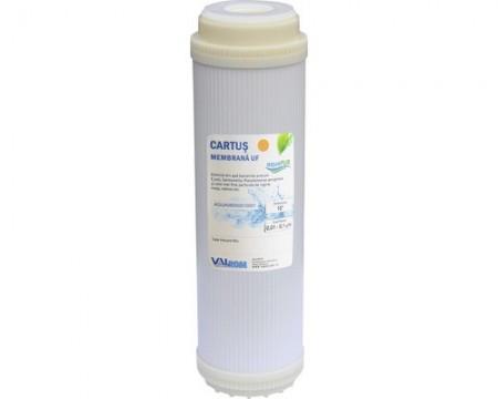 "Poze Cartus antibacterian membrana UltraFiltrare 10"" UF"