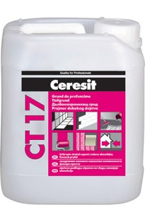 Poze Grund (amorsa) de profunzime Ceresit CT17 10 litri