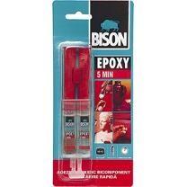 Poze adeziv epoxi 5 min 24 ml BISON