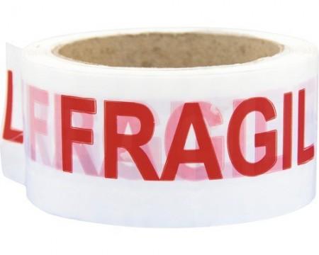 Poze Banda adeziva Fragil 50mm x 66m