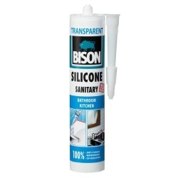 Poze silicon sanitar bison 280ml