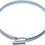 Colier zincat Ø 110-130 mm