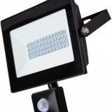 Proiector Led 10w IP65 cu Senzor Miscare