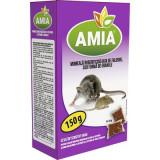 Momeala soareci Amia granule 150 g