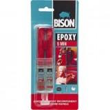 adeziv epoxi 5 min 24 ml BISON