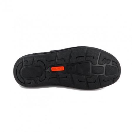 Pantofi G223, pentru vara, culoare neagra