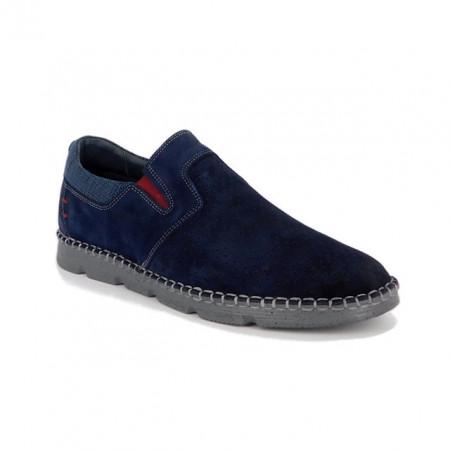 Pantofi Otter, model 2831, pentru vara, culoare albastra