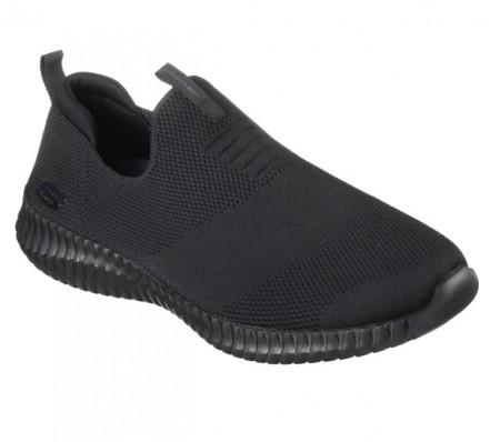 Pantofi Skechers Elite Flex, talpa din spuma cu memorie, culoare neagra