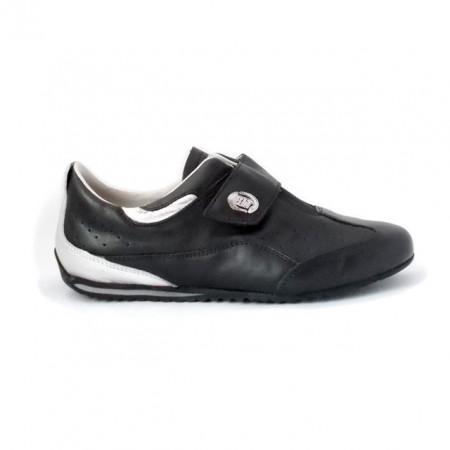 Pantofi sport Bontimes, model Channel, culoare neagra