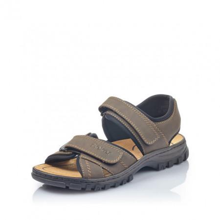 Sandale Rieker, model 25051, culoare maro