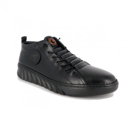 Ghete G2124, culoare neagra, fabricate in Romania