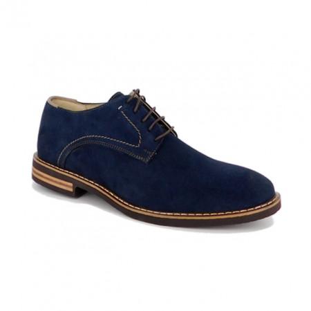 Pantofi C171, culoare albastra
