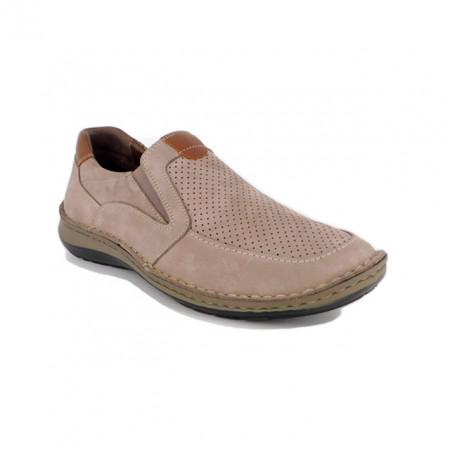 Pantofi Dr. Jells, model 9507, culoare gri