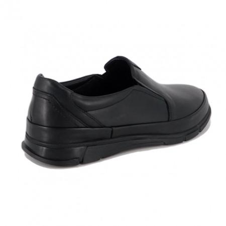 Pantofi G2019, talpa cu sistem antisoc, culoare neagra