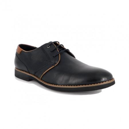 Pantofi Otter, model 40842, culoare neagra