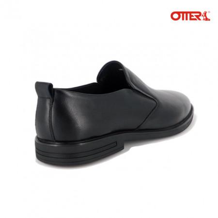 Pantofi Otter, model 90, culoare neagra, talpa ultra flexibila