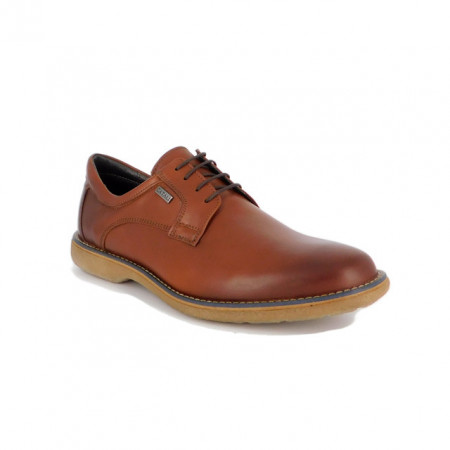 Pantofi C526, culoare maro, produsi in Romania