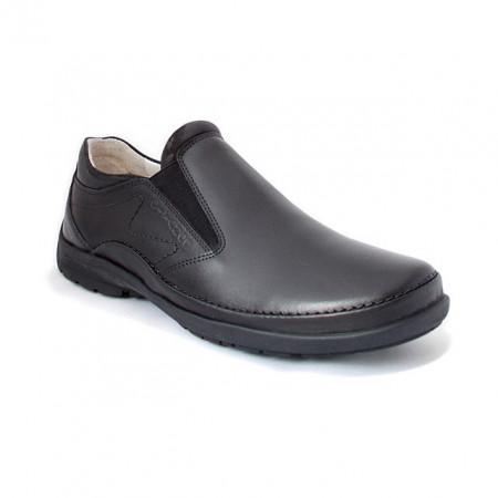 Pantofi G102, talpa germana Hovercraft, culoare neagra