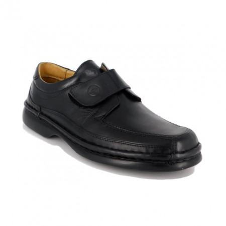 Pantofi G220, talpa cu sistem antisoc, culoare neagra