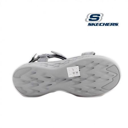 Sandale Skechers On The Go, culoare gri