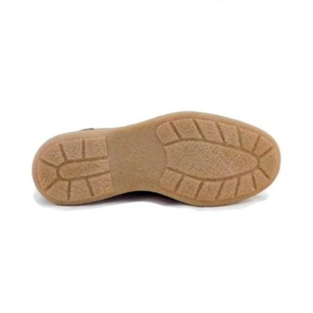 Pantofi C182, culoare maro deschis