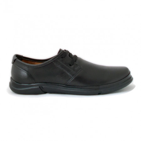 Pantofi G1412, talpa germana Hovercraft, culoare neagra