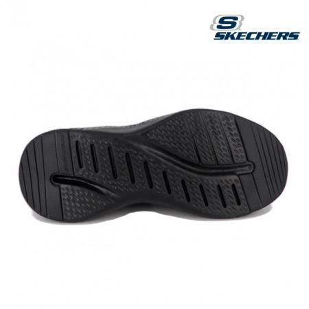 Pantofi Skechers Solar Fuse, talpa din spuma cu memorie, culoare neagra