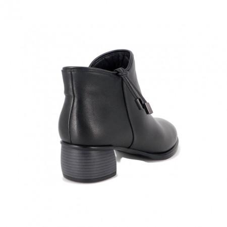 Ghete Pass, model 9902, culoare neagra