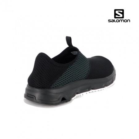 Pantofi Salomon RX MOC, pentru vara, culoare neagra