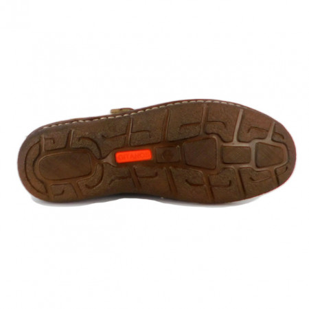 Pantofi G223, pentru vara, culoare maro