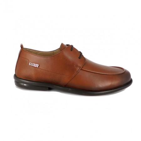 Pantofi G543, culoare maro