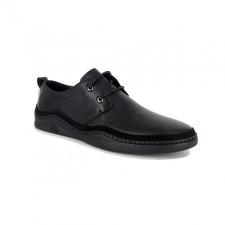 Pantofi Otter, model 1205, culoare neagra