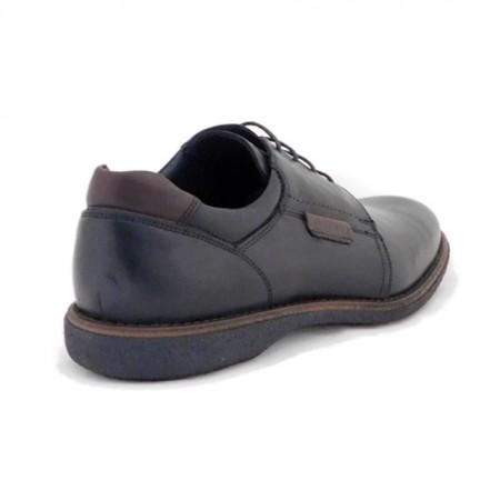 Pantofi C182, culoare neagra