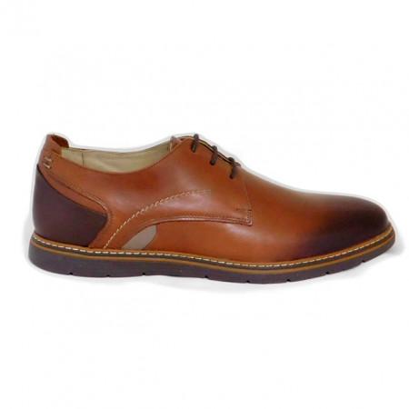 Pantofi C523, culoare maro