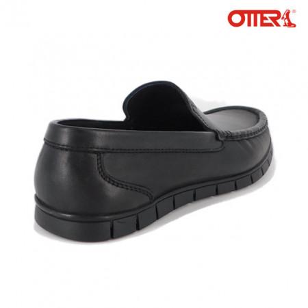 Pantofi Otter, model 3206, culoare neagra