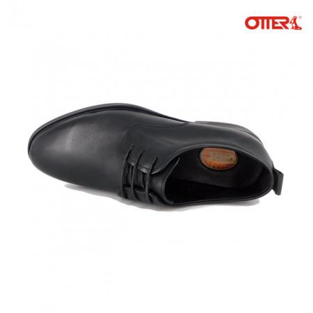 Pantofi Otter, model 91, culoare neagra, talpa ultra flexibila