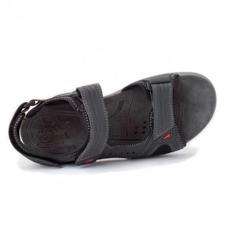 Sandale IMAC, model 104, talpa cu sistem anti-soc, culoare gri inchis