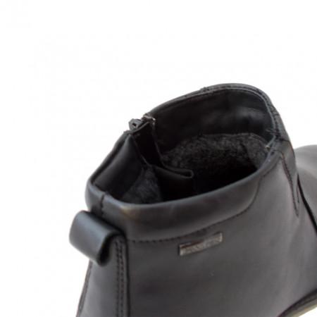 Ghete IMAC, model 3, impermeabile, imblanite, talpa anti-soc, culoare neagra