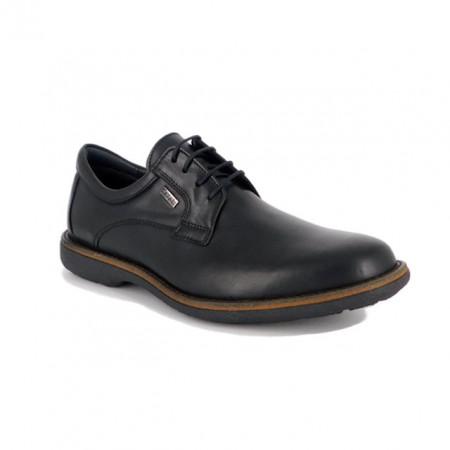 Pantofi C526, culoare neagra, produsi in Romania