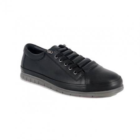 Pantofi Goretti, model 492, culoare neagra