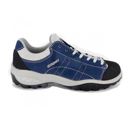 Pantofi Grisport 12129, talpa Vibram, culoare albastra