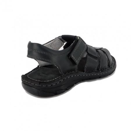 Sandale G810, culoare neagra