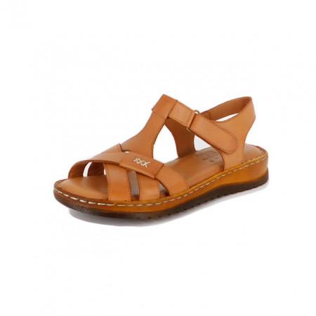 Sandale Pass, model 2135, culoare maro