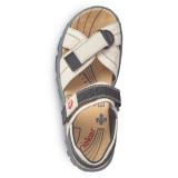 Sandale Rieker, model 68851, culoare bej