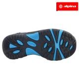 Pantofi Alpina, model Lenny, impermeabili, culoare gri cu albastru